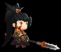 Raider-Character