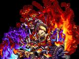 Warlord Coal Cauldron