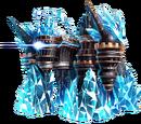 Ice Tower Tesla