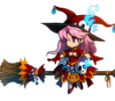 Warlock Liza