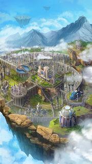 Guild landing base