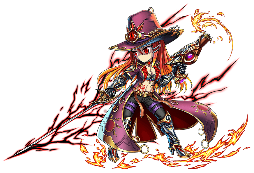 Rogue Inquisitor Adriesta Brave Frontier Wiki Fandom Powered By