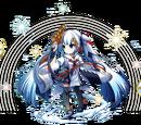 Priestess Snow Miku (7★)