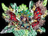 Peacock Xena Estelle