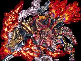 Dancing Flames Rengaku