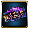 Ringside ticket event icon