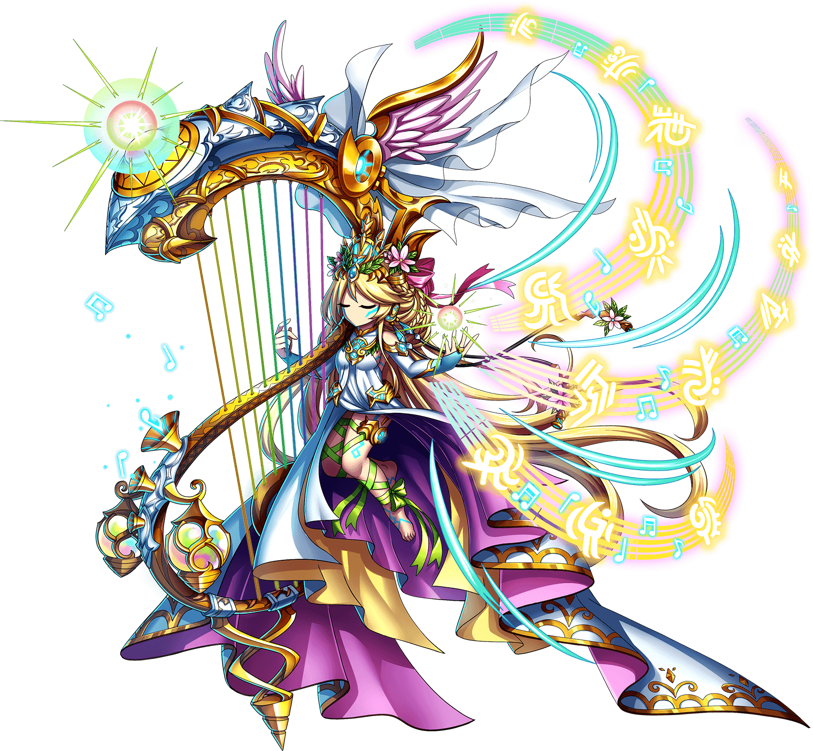 Aurelia the Ascended | Brave Frontier Wiki | FANDOM powered