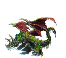 Green Dragon Vael