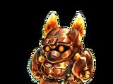 Grand Fire Golem