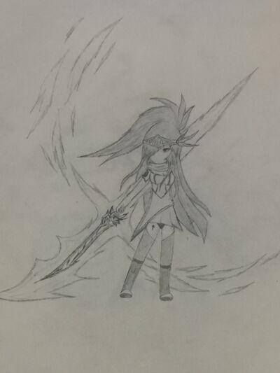 Rose, the Crimson Reaper