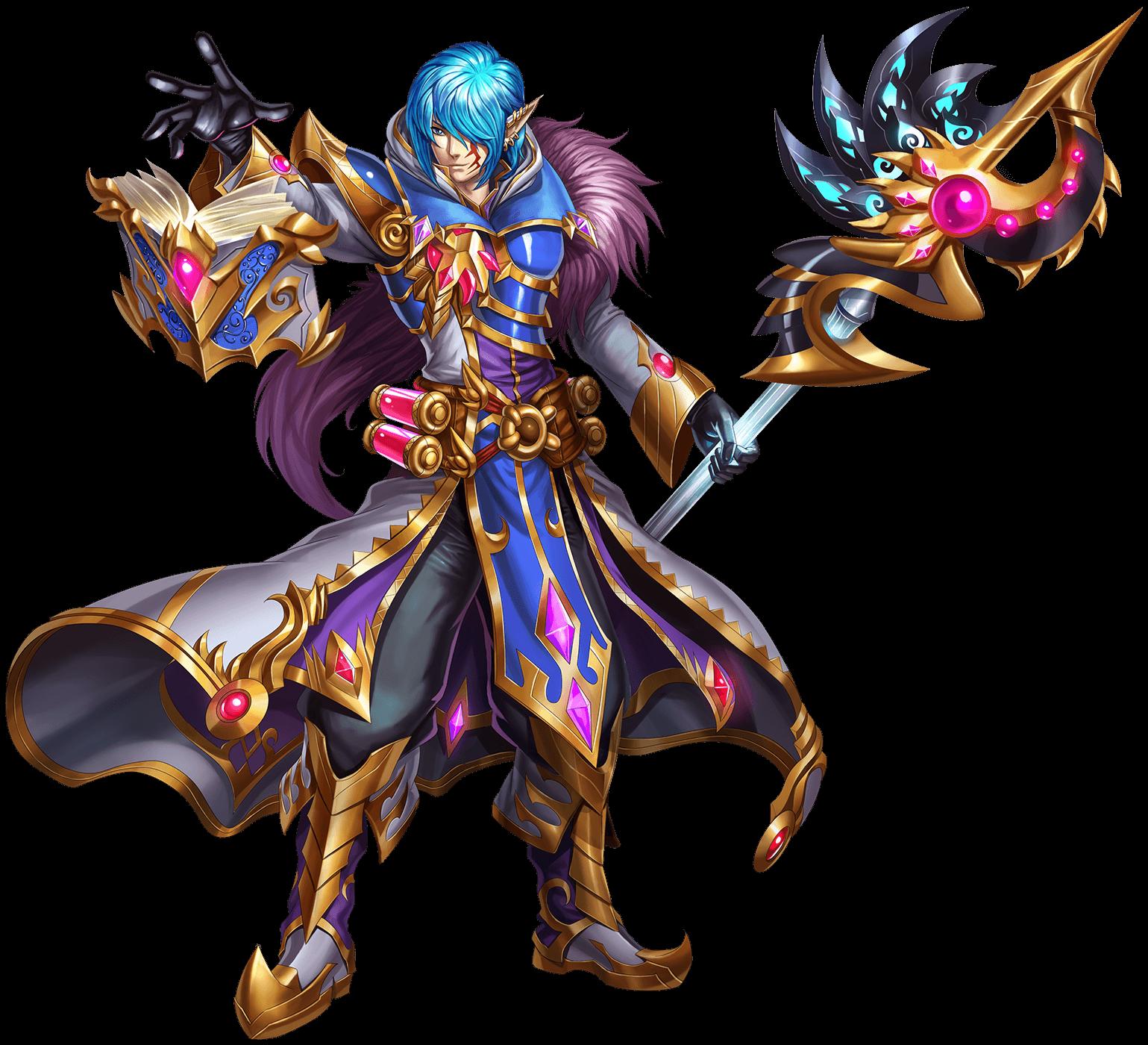 Allanon (character) | Brave Frontier Wiki | FANDOM powered