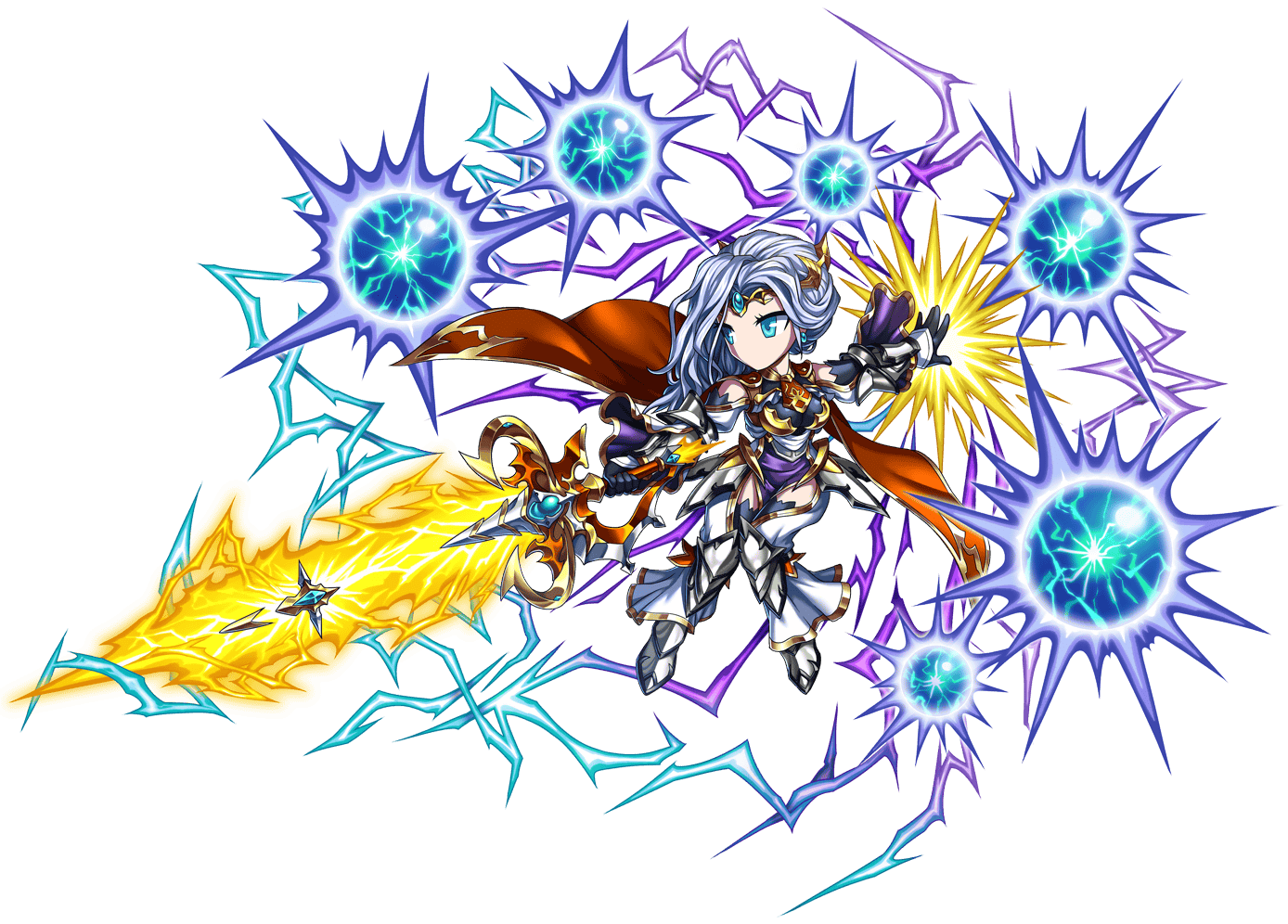 furious thunder cleria brave frontier wiki fandom powered by wikia