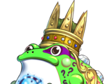 Rex Mystery Frog