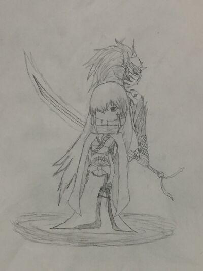 Rien, the Cursed Child