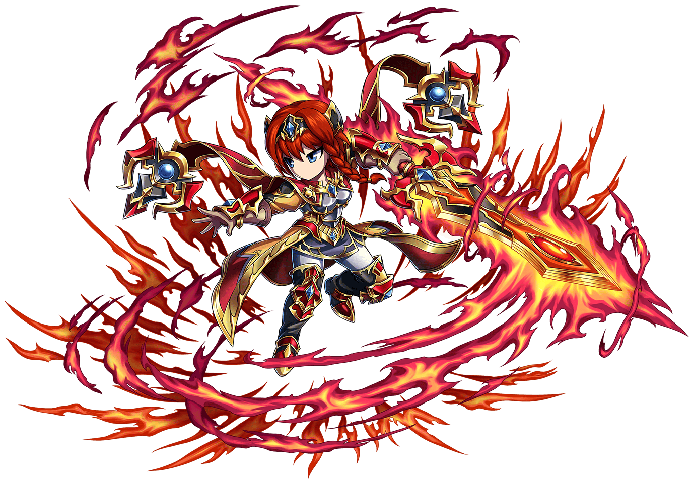 Courageous Blade Amus Brave Frontier Wiki Fandom Powered By Wikia