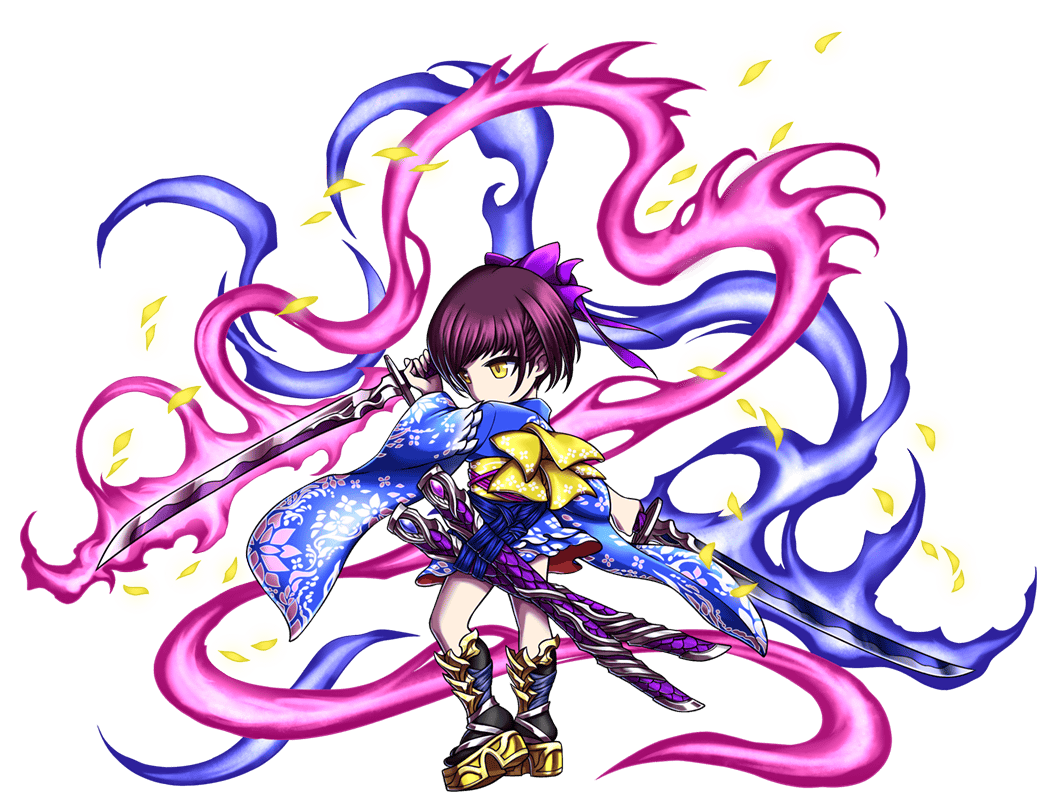 Dark Allure Azamigallery Brave Frontier Wiki Fandom Powered By