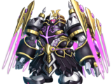 Dark Mecha God