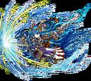 Aquamarine Knight Medina