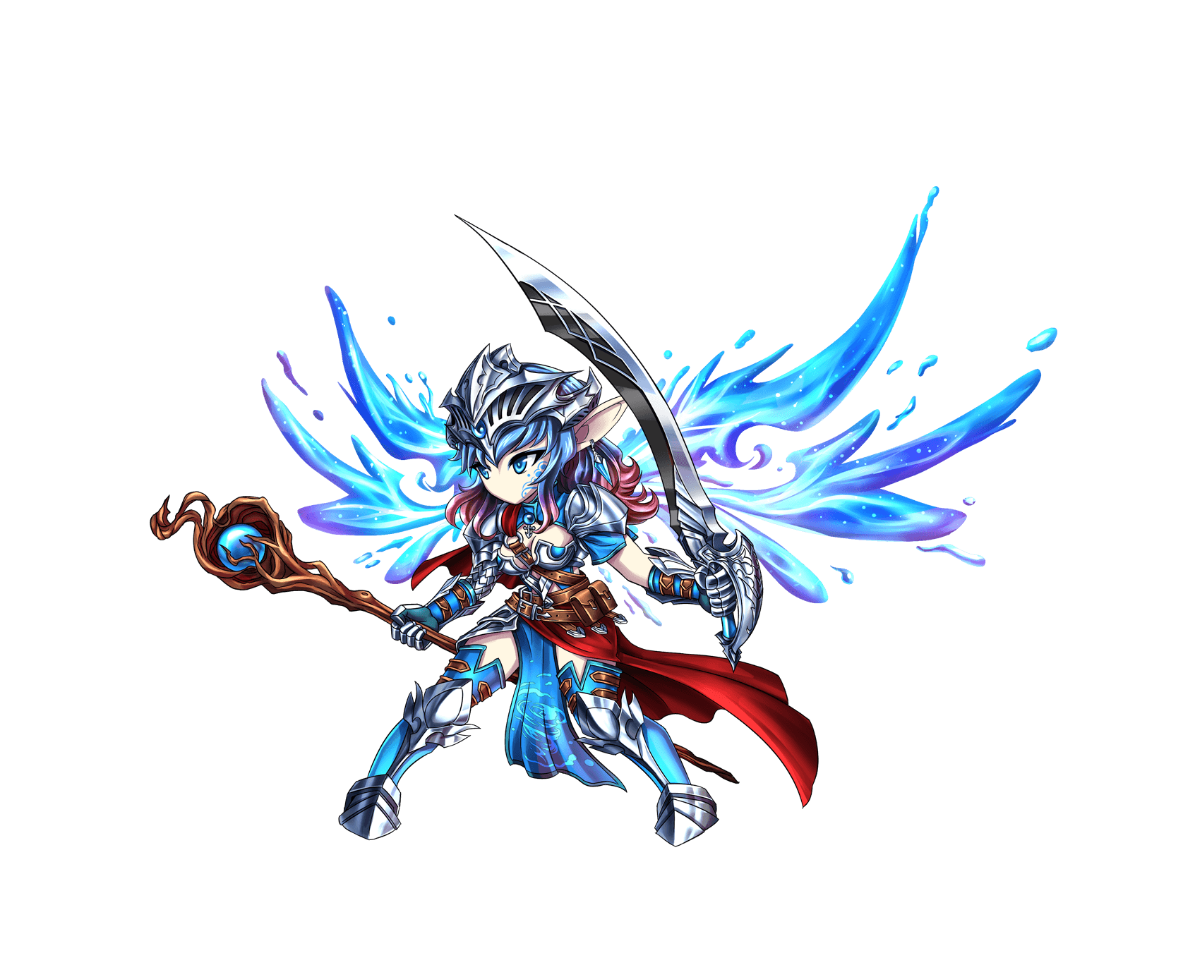 Battlemage Haile | Brave Frontier Wiki | FANDOM powered by Wikia