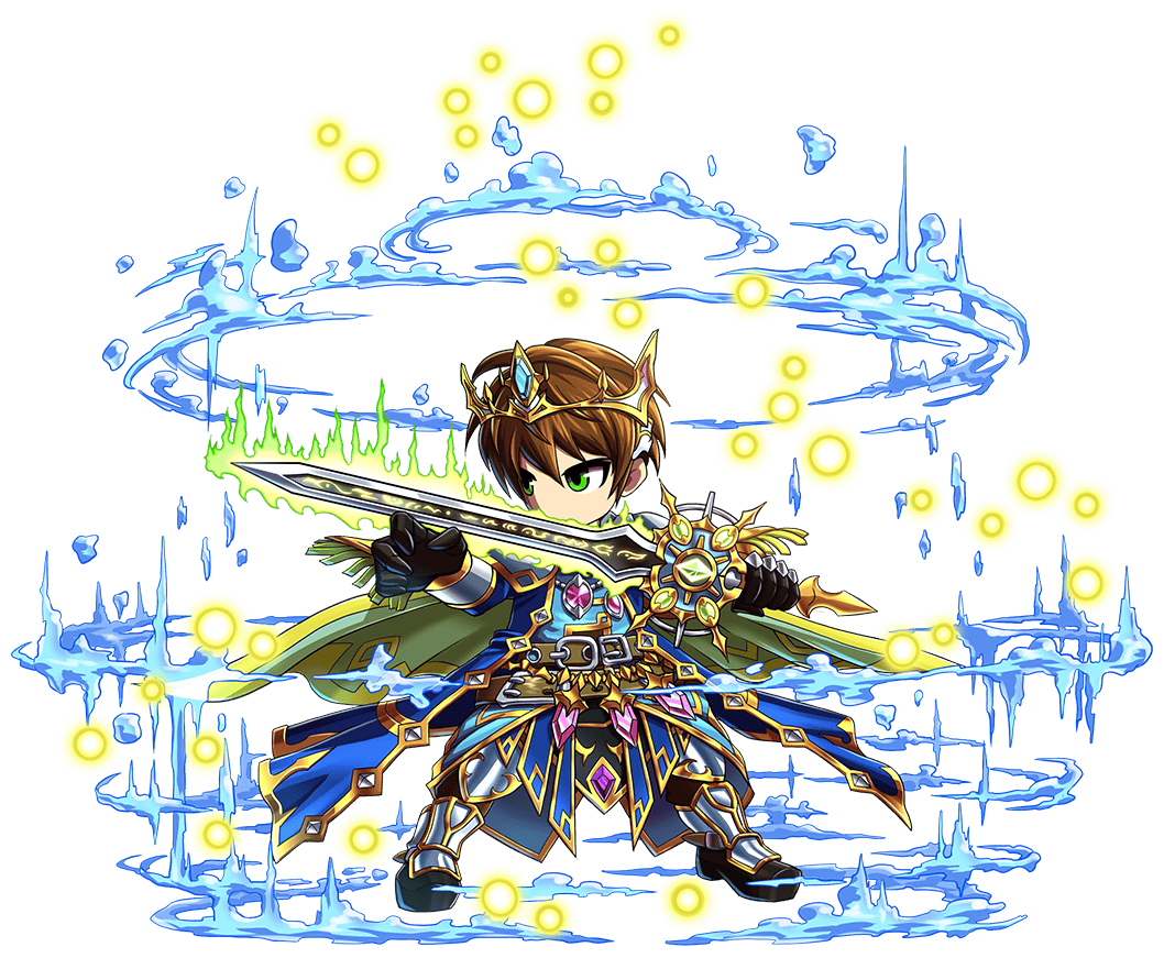 Ice God Ariusgallery Brave Frontier Wiki Fandom Powered By Wikia