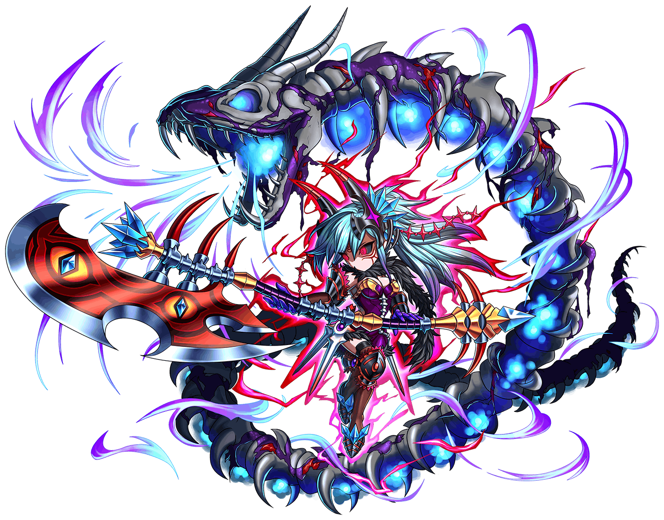 Griff Brave Frontier