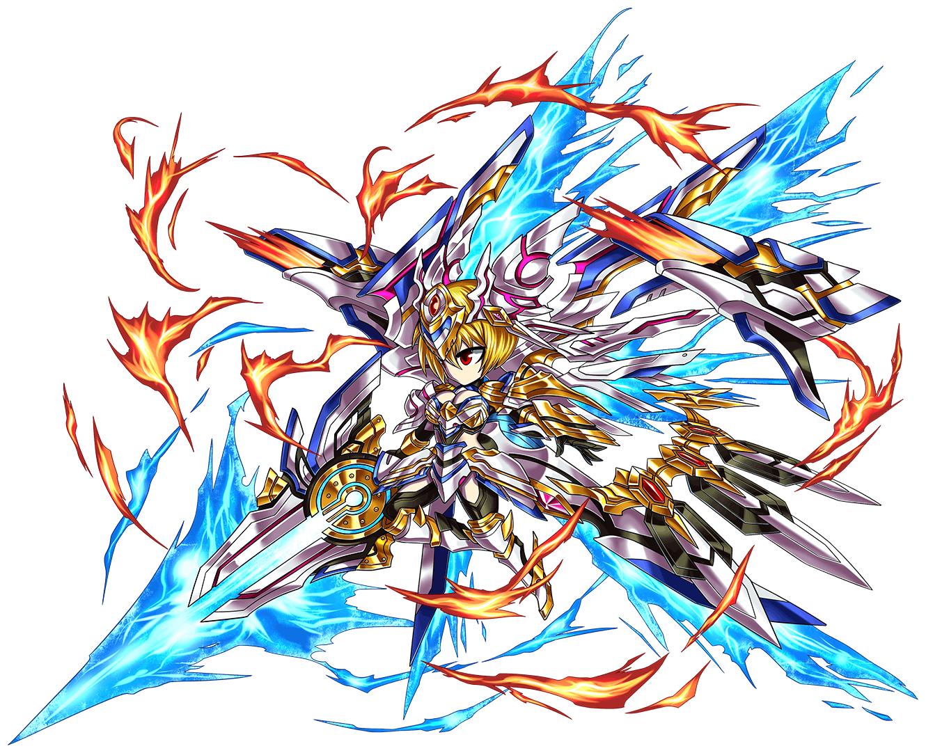Executioner Lilith XTF/Gallery | Brave Frontier Wiki | FANDOM