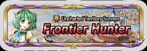 Frontier hunter banner