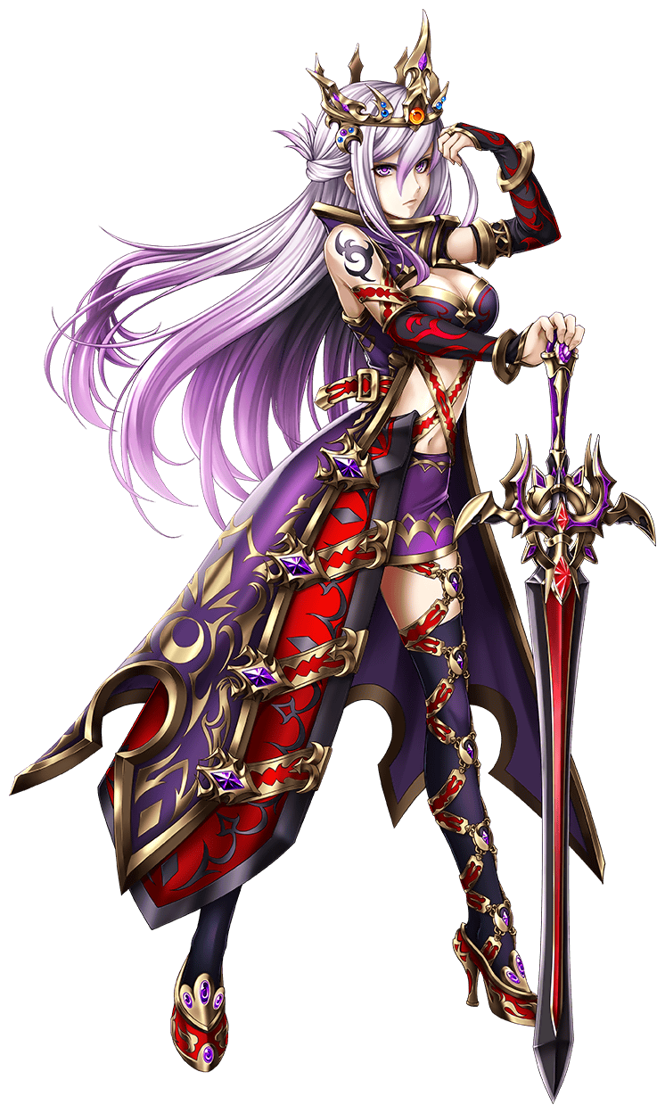 Brave Frontier Character Design Contest : Selvia character brave frontier wiki fandom powered