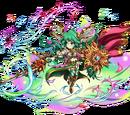 Floral Princess Rosetta