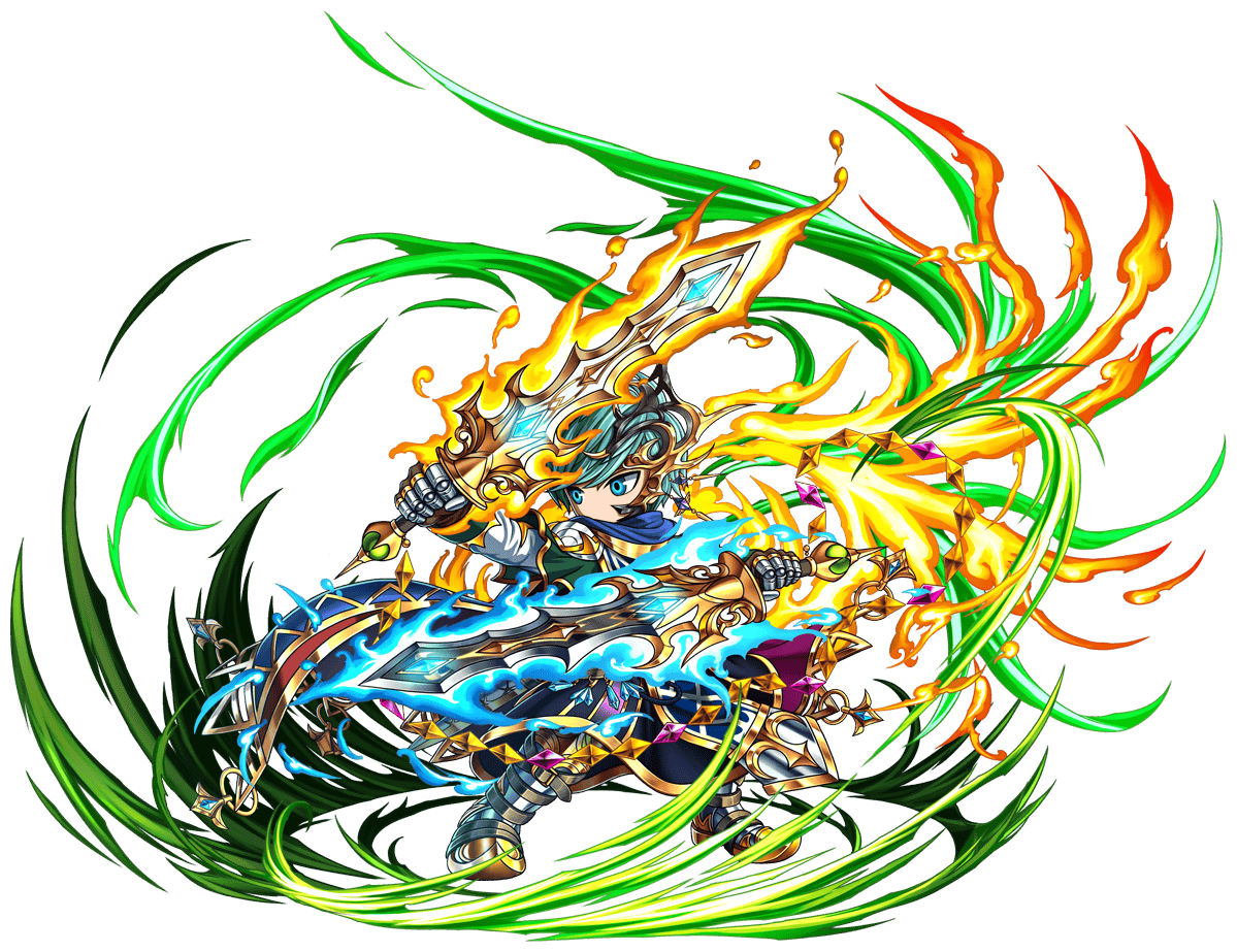 Cyclonic Blades Dion | Brave Frontier Wiki | FANDOM powered by Wikia