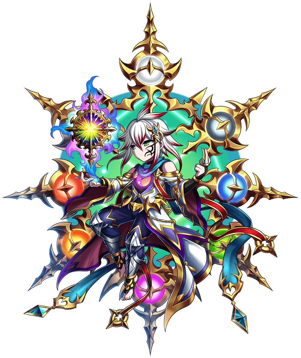 Endless Cycle Limilnate | Brave Frontier Wiki | FANDOM
