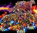 Rider Empress Vermilion
