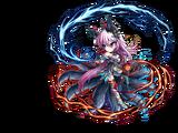 Flame-Tailed Lucia