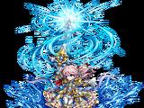 Kristallblaue Azalea
