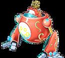 Rospo robot