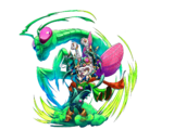 Königin Jade