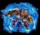 Galahad, Garde Royal