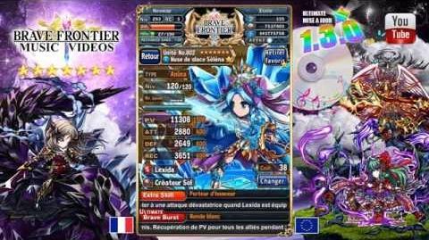 Brave Frontier RPG - Selena 7 stars, Extra Skill Arena