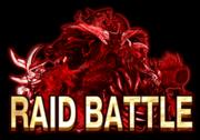 Raid battle