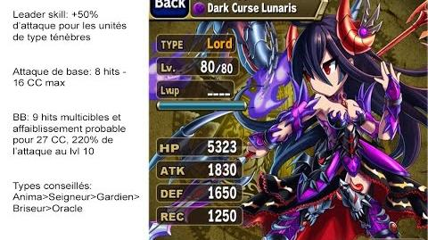 Analyse Lunaris, Luly et Rina