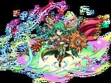 Rosetta principessa fiore