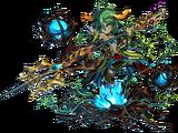 Smaragdlanze Drevas