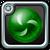 Sphere swirl green