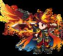 Vargas Dio fuoco
