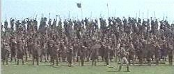 Scottish army