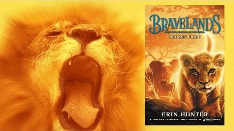 BRAVELANDS by Erin Hunter Official Book Trailer