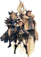 Three Musketeers BS Artwork