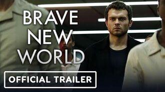 Brave New World Official Teaser Trailer (2020) Alden Ehrenreich, Demi Moore