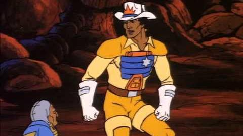BraveStarr Ep 65) Strength Of The Bear