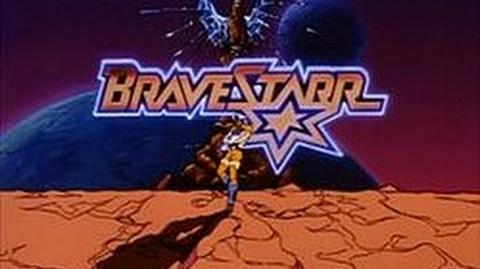 Bravestarr TV Cartoon Intro Opening Theme (1987)